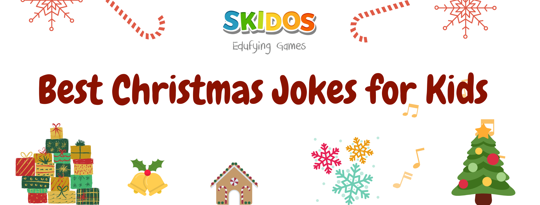 45+ Best Funny Christmas Jokes for Kids! 🎅 [Special Selected]