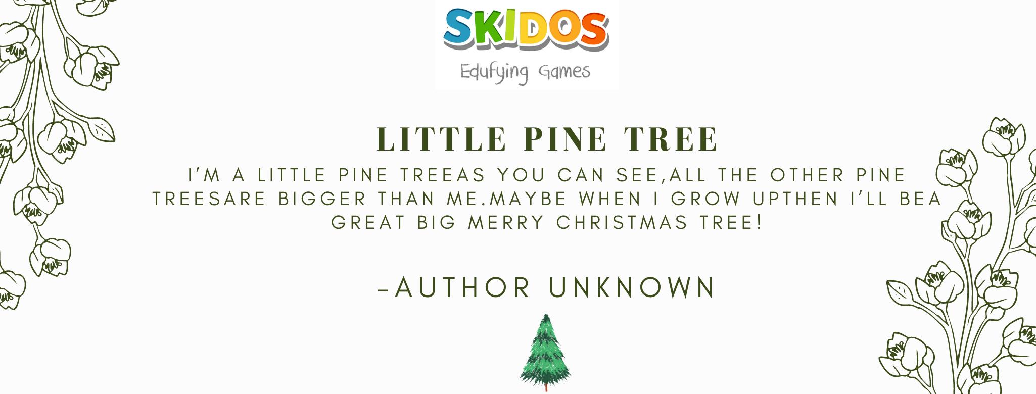 Best Christmas poems for kids, kindergarteners