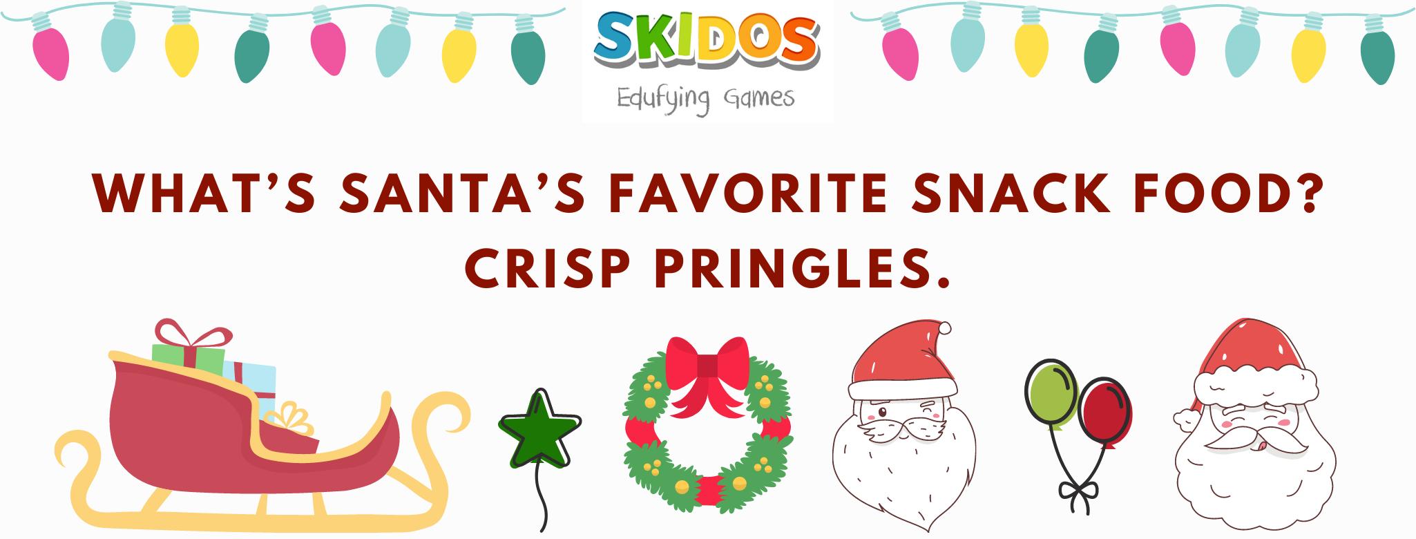 Christmas Jokes for Children Students