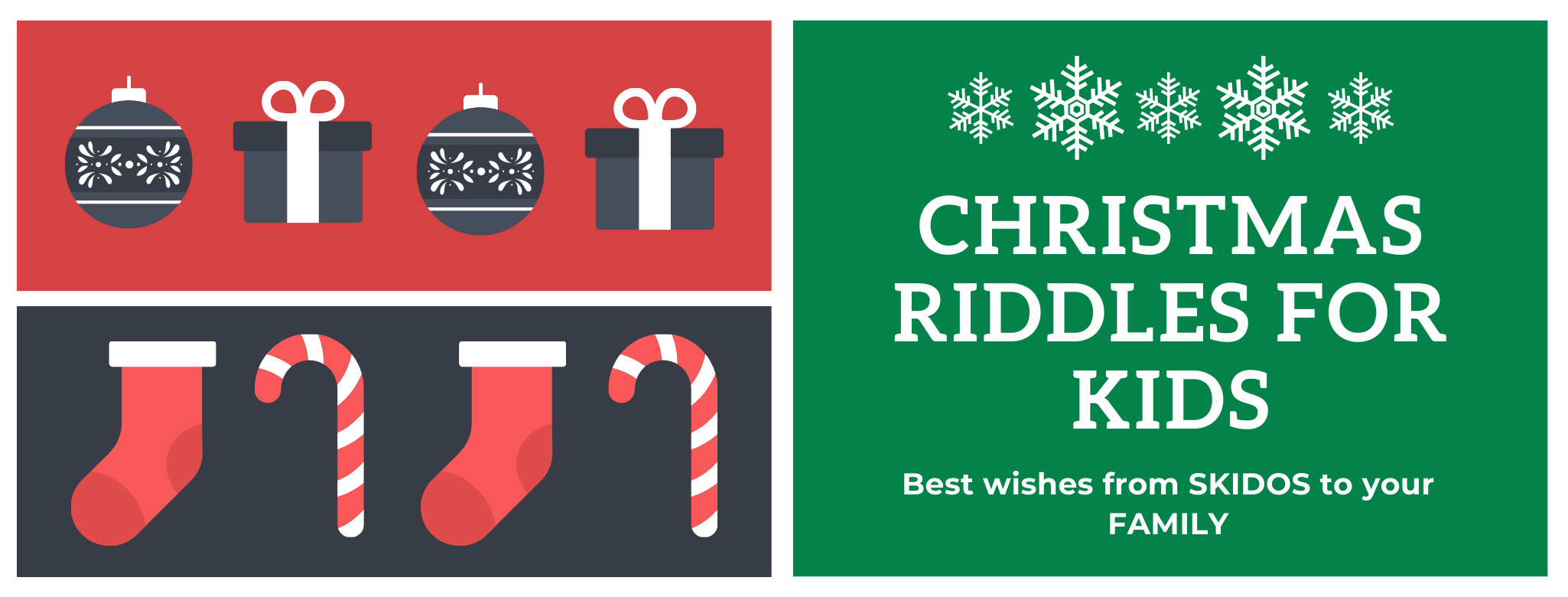 Christmas Riddles for Kids
