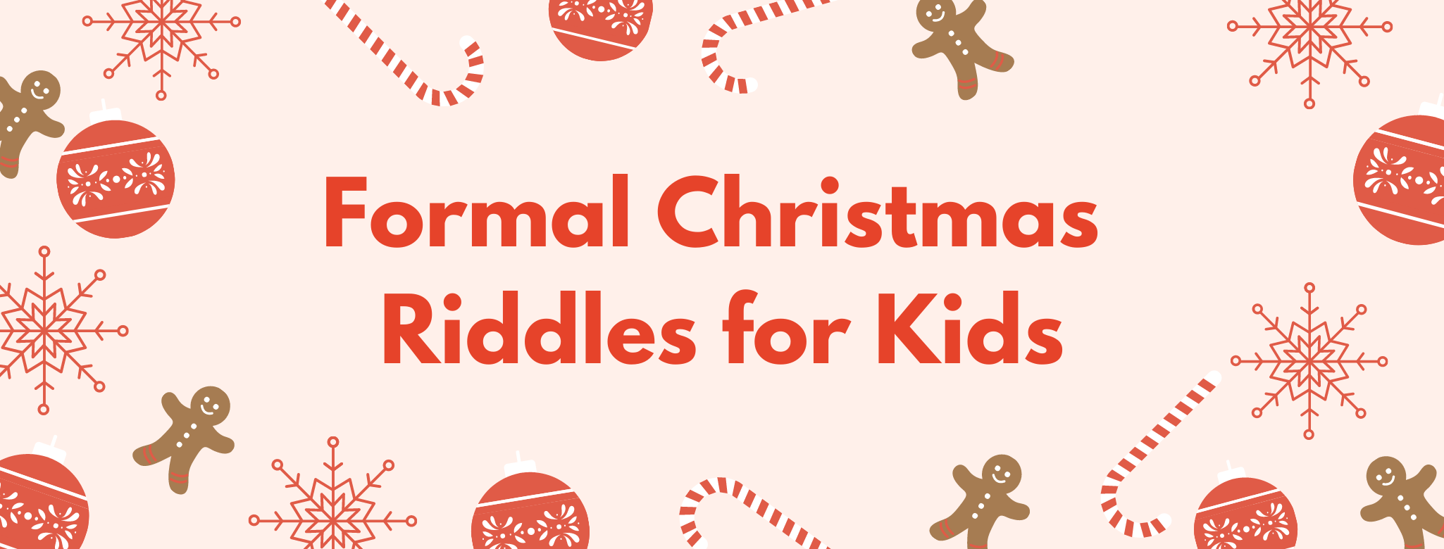 Christmas Riddles for church group, christian family