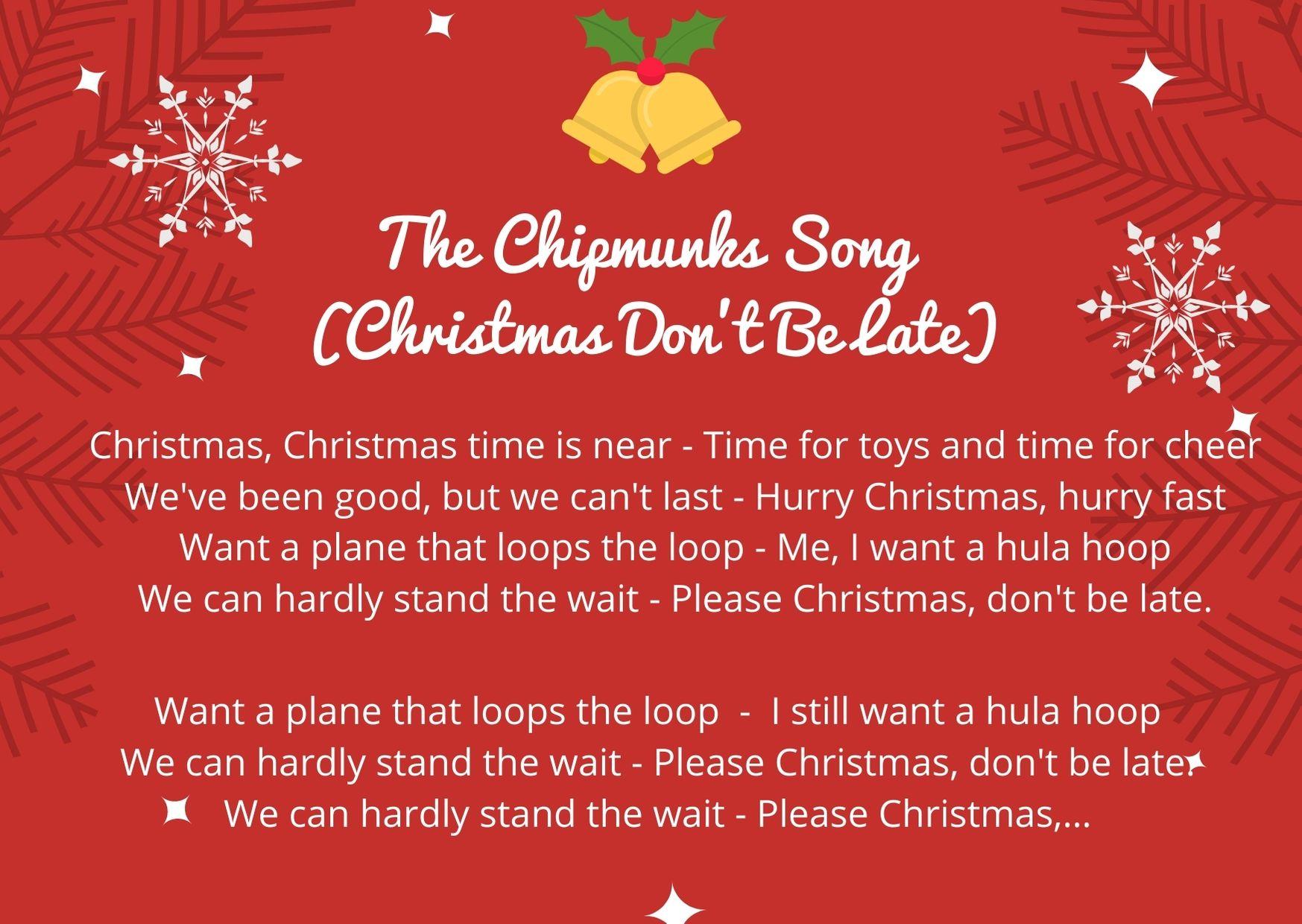 Printable Christmas songbooks for Kids