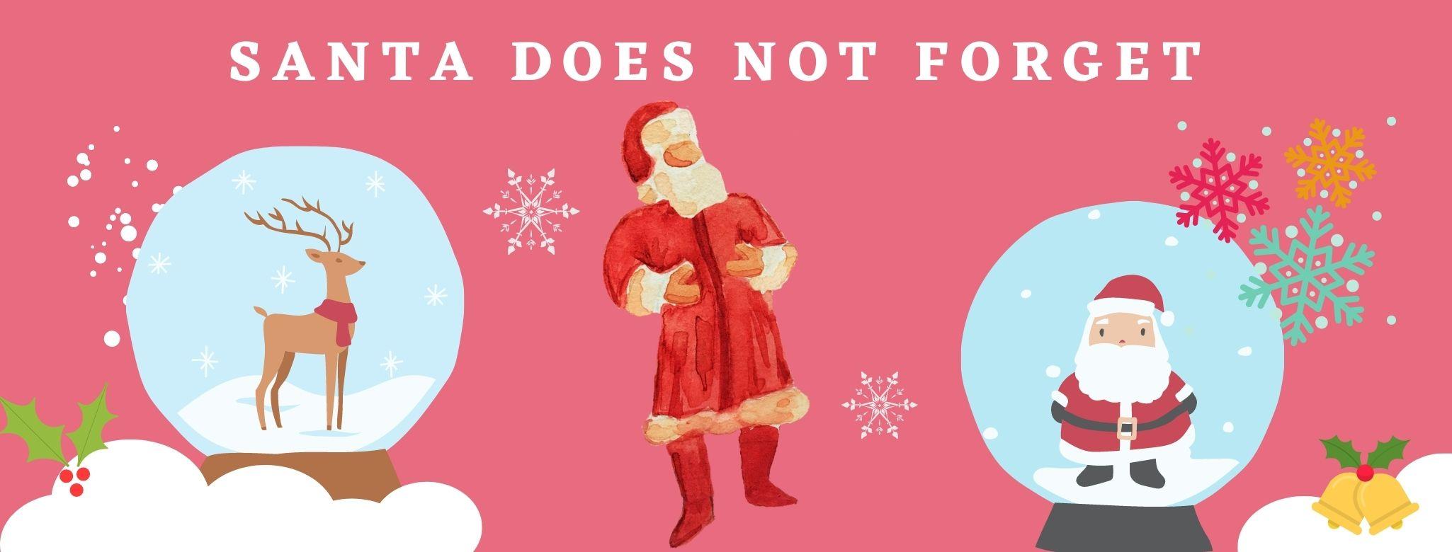 Santa Christmas stories for children kids students