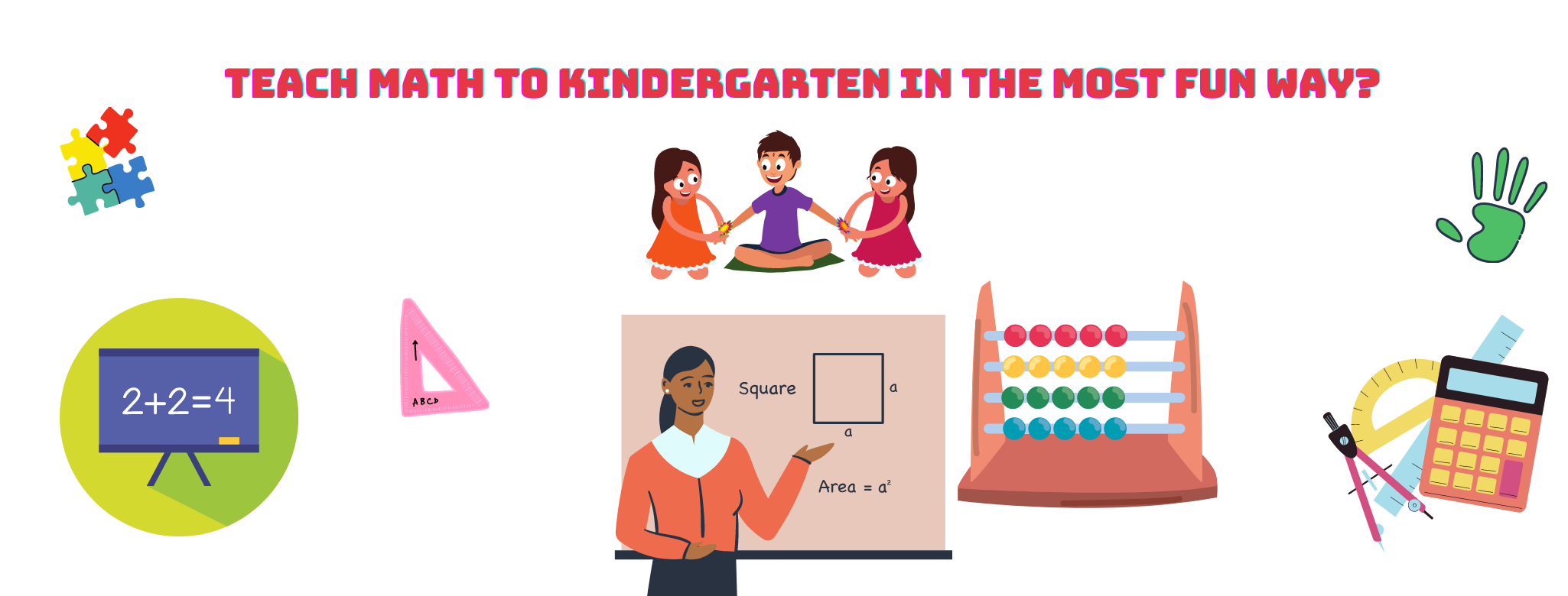 Kindergarten Math Vocabulary: Simple Definition & Image