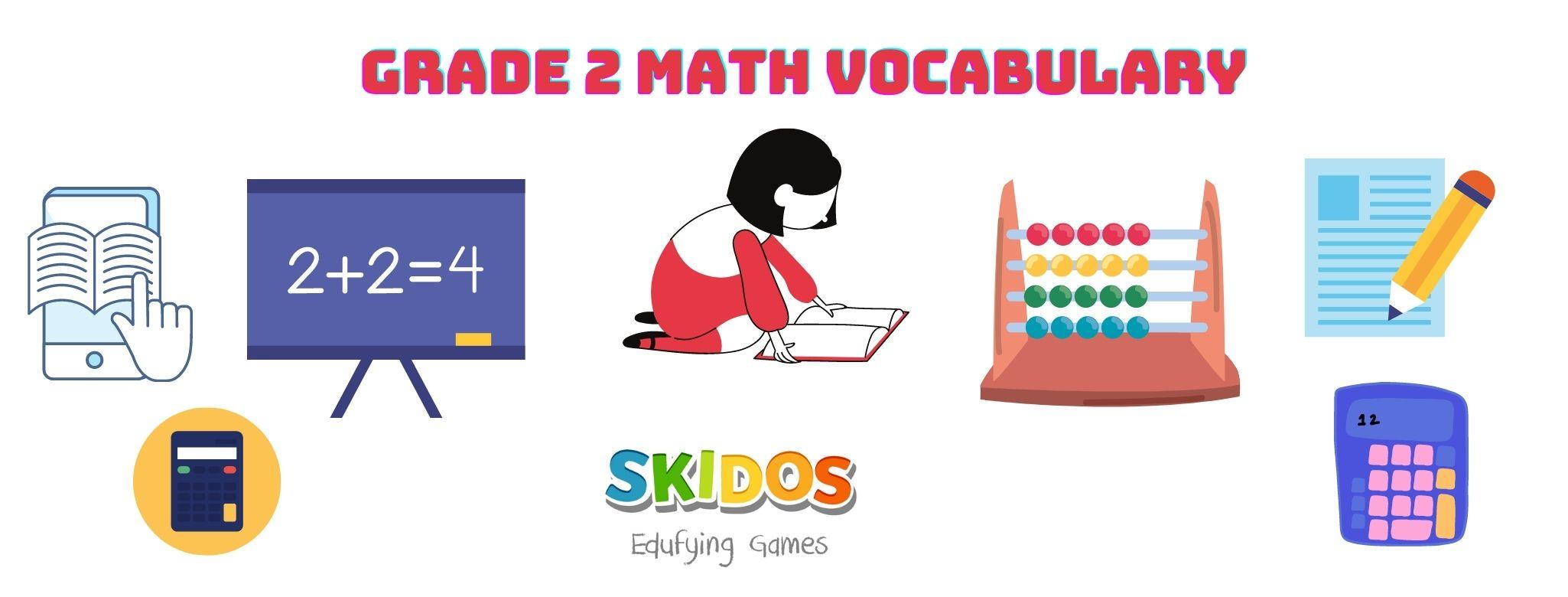 Grade 2 Math Vocabulary: Definition & Simple Explanation