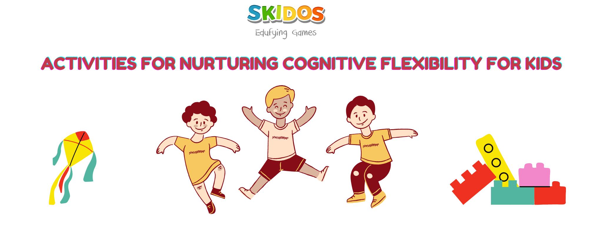 Cognitive flexibility Activities for kids