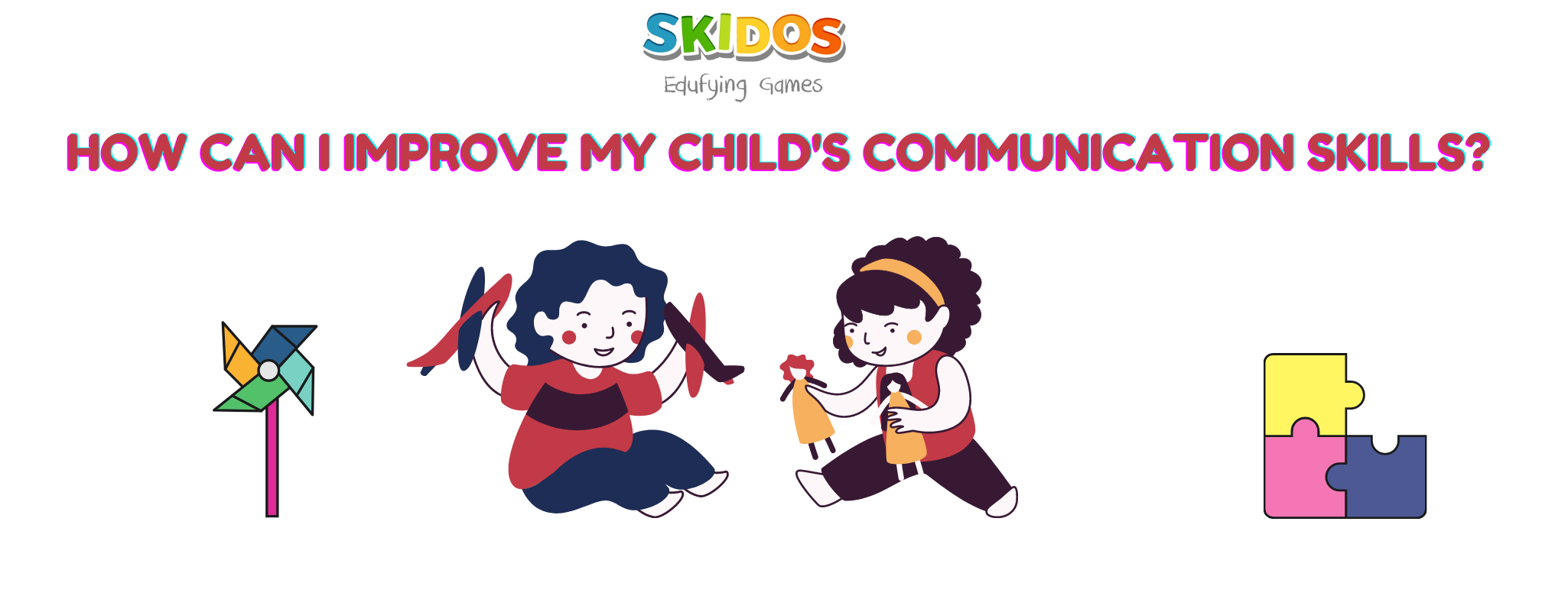 communication skills activities, games for kids