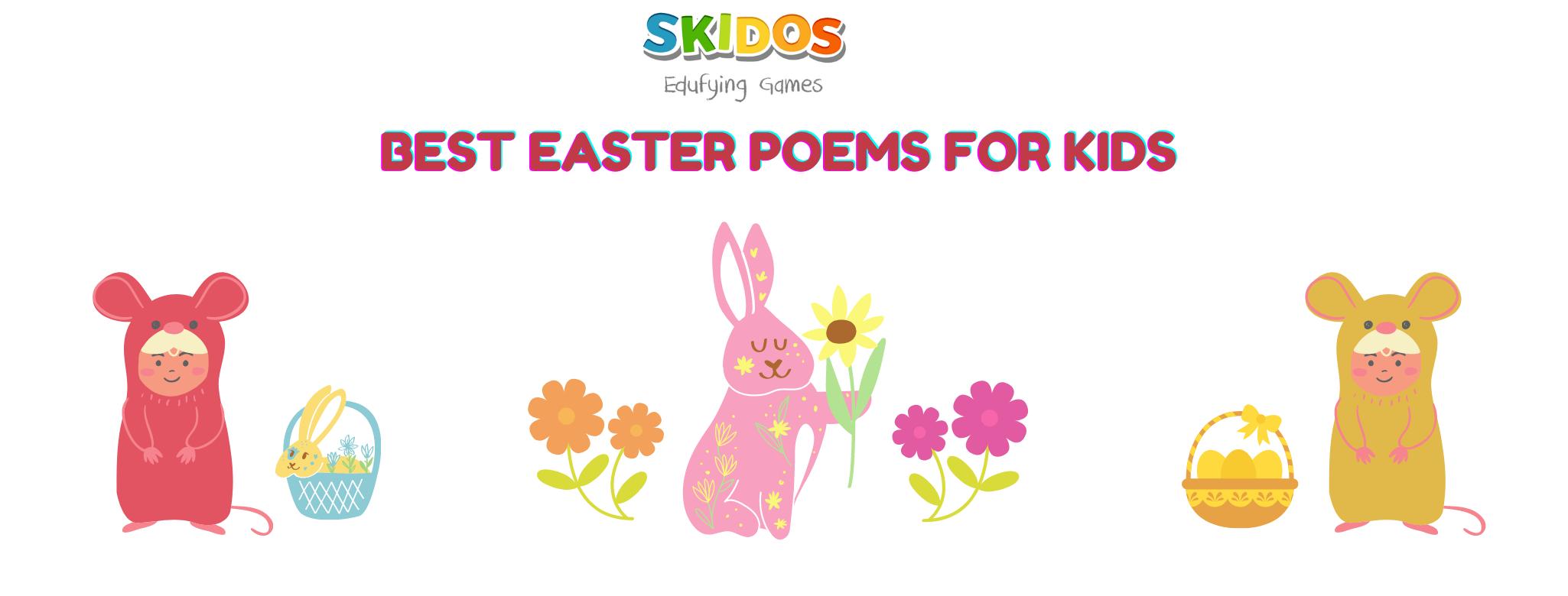 38+ Best Short Easter Poems for Kids, Children, Students 2021