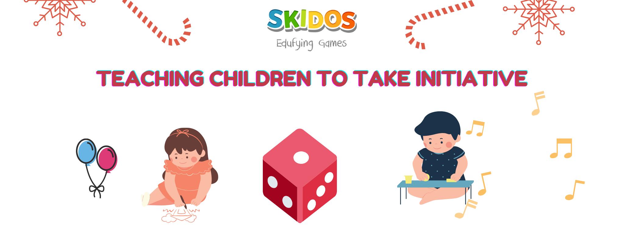 Teaching children to take initiative: How to? 5 Easy Ways!