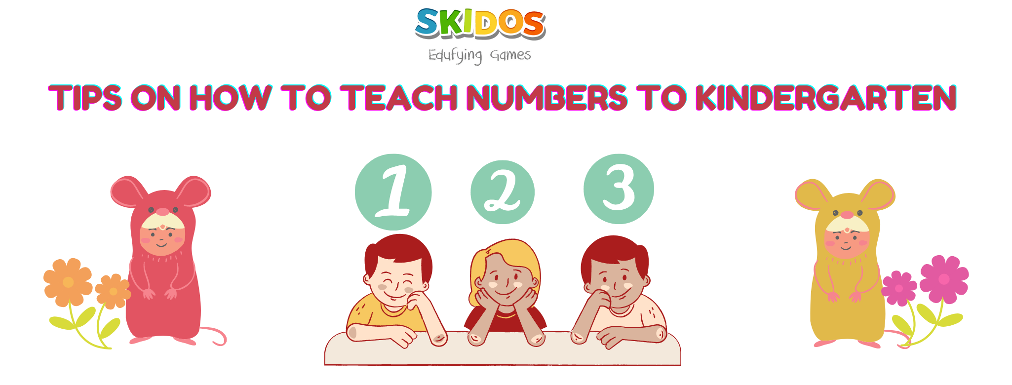 10+ Tips on How to Teach Numbers to Kindergarten [Updated]
