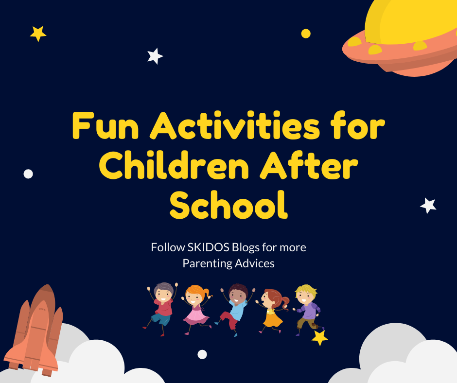 Fun Activities for Children After School