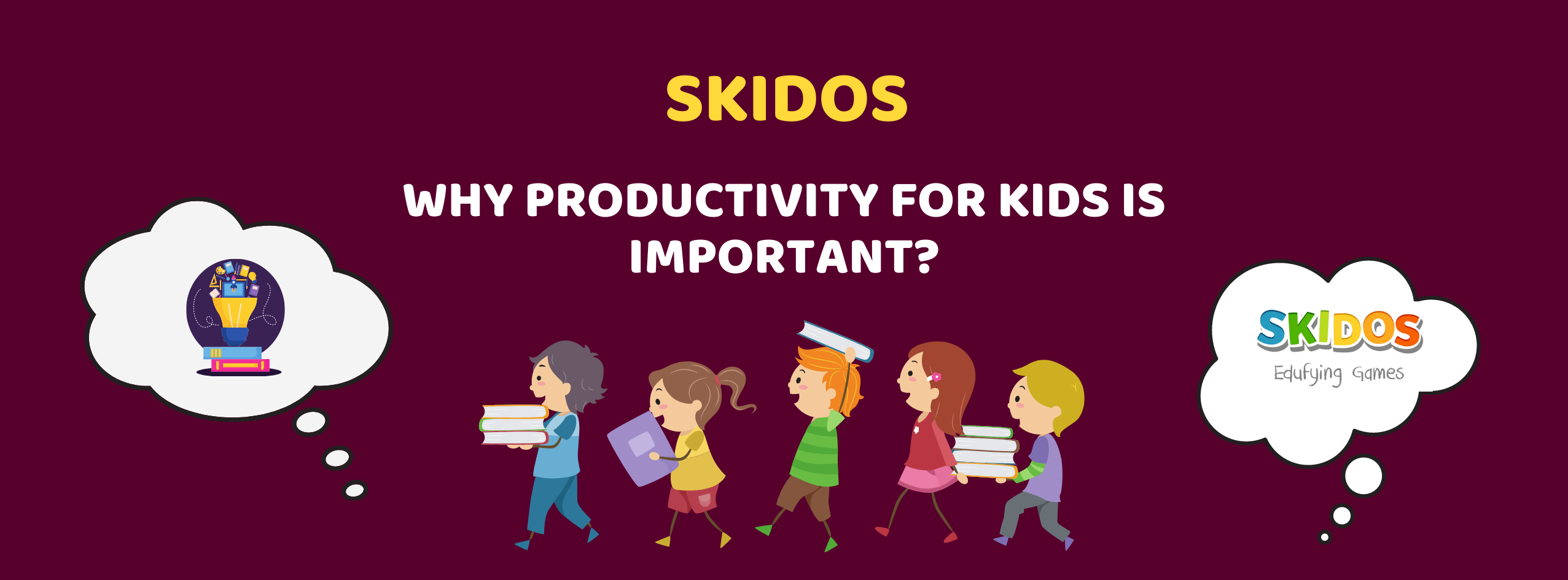 Why Productivity for Kids is important